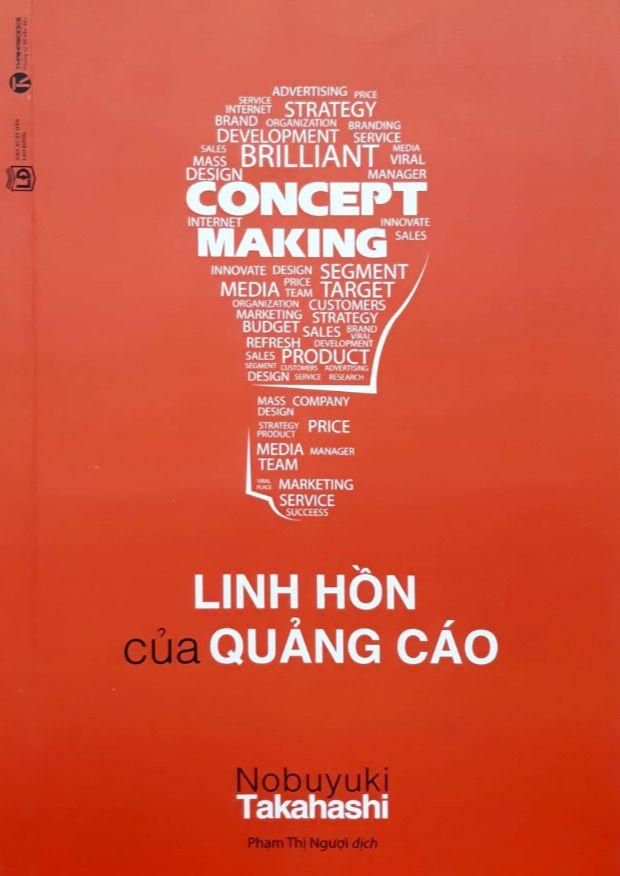 Concept Making - Linh Hồn Của Quảng Cáo